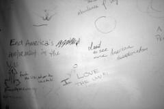 Fuck the UN, between the U and the N (quinn.anya) Tags: america bathroom graffiti tolerance un doodle unitednations vagina universityofchicago wordplay acceptance bathroomgraffiti regensteinlibrary mensbathroom blevel exceptionalism fucktheun