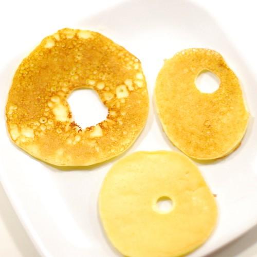 Warhol's pancake delight.