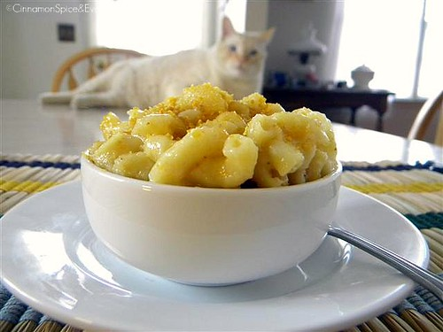 Moon's Macaroni & Cheese