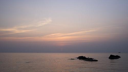 Sunset on Phu Quoc - 3