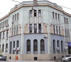 Barbarie la clădirea Direcţiei Muncii Arad