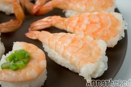 How To Prepare Shrimp For Sushi