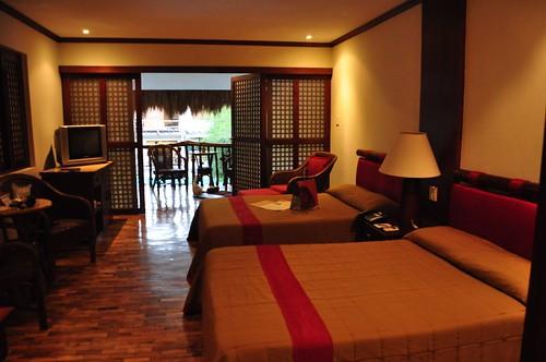 Amuma Spa Suite Room