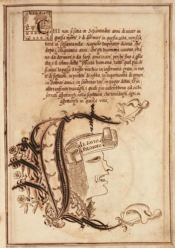 002-Opera dianto nella quale vedrete molte caratteri di lettere - Antonio Schiratti – 1600-1615