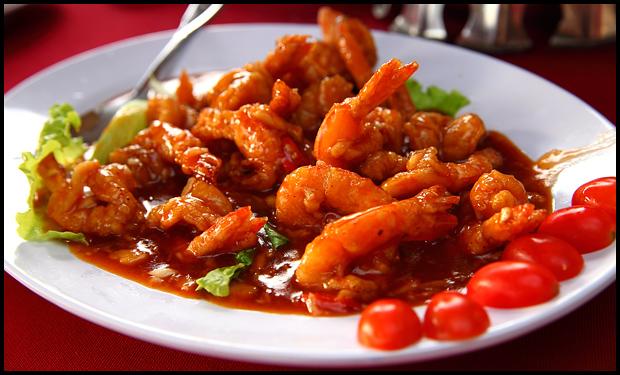 chili-prawns