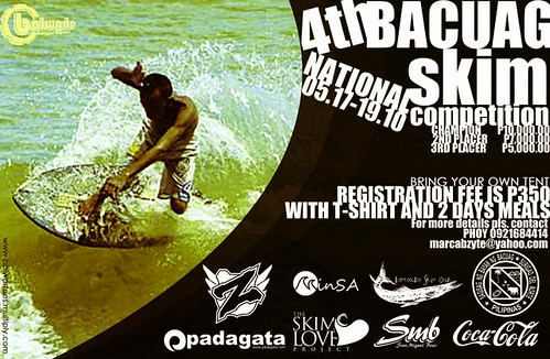 4th Bacuag National Skim Competition
