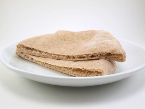 Honey Wheat Pita Bread