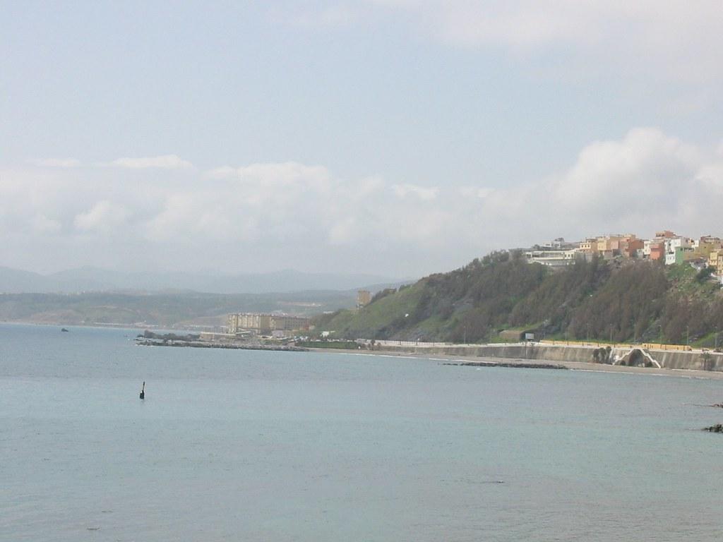 Ceuta, et le Maroc
