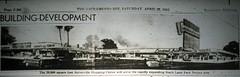 Sutterville Shopping Center: Sacramento Bee, April 23, 1955, Page F-26 (atomicpear) Tags: 1955 sacramento suttervilleshoppingcenter southlandparkterrace