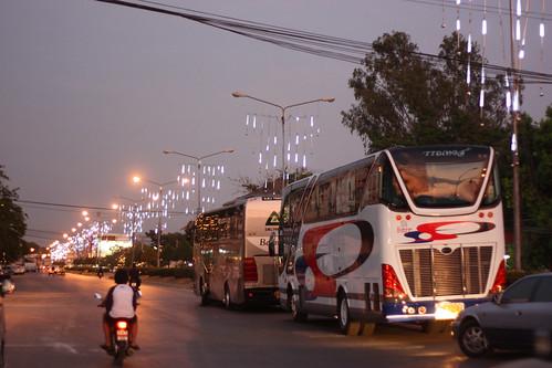 Pretty lights of Ayutthaya
