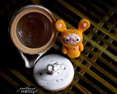 Hey Lady... (StaceyHH) Tags: tea empty teapot hagi kitlane deishi jacabunny houhin