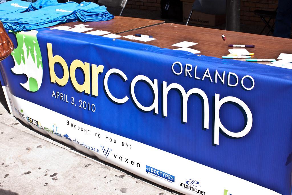 Bar Camp Orlando