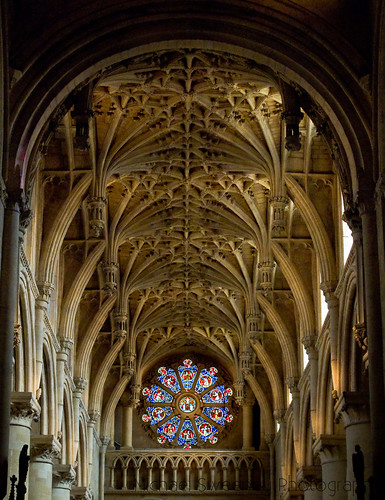 The Chancel Vault