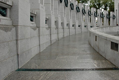 Path of Honor (Woody H1) Tags: washingtondc memorial nikond70 ww2 monuments wwiimemorial
