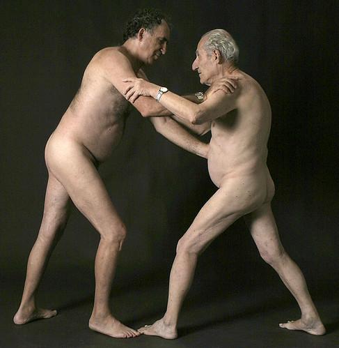 Ältere männer nackt