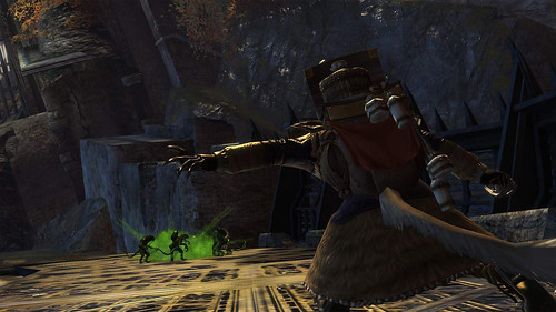 The Engineer Is Your Gadget Guy in Guild Wars 2