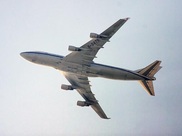 Air China Cargo B744 B-2478