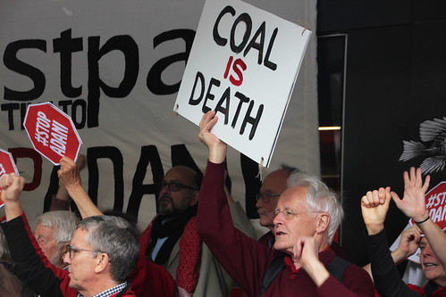 Coal is Death -  - #StopAdani