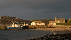 New Grimsby Harbour (seaslater) Tags: firethorn newgrimsby scilly tresco boat harbour