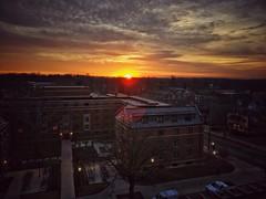 oneplus oneplus3 smartphone sunrise annarbor michigan... (Photo: Sean Lancaster on Flickr)