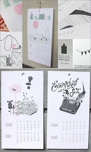 Ink & Wit Calendar