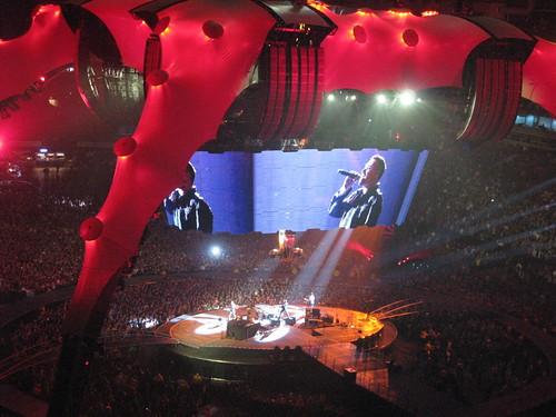 U2 360 Tour @ BC Place, Vancouver