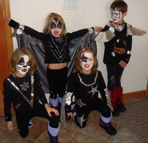The Hottest Band in the World - KISS!