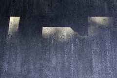 (Prarne) Tags: light signs abstract eye texture wall contrast concrete shadows hidden shade mind symbols meaning metrostation codes makingpatterns sunspeckled