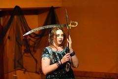 Hafla of Horrors 2009 (-Greyson-) Tags: halloween dance nebraska belly sword omaha bellydance zombies swords 2009 bellydancers raqs hafla awn troupe raqsawn haflaofhorrors