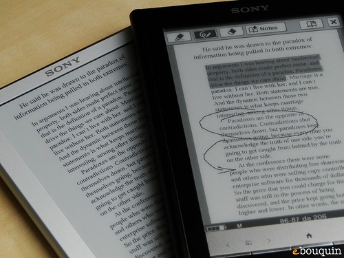Sony Reader Touch Edition 91 sur 91
