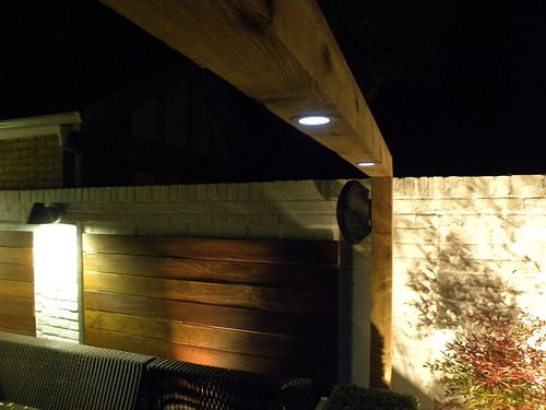 Garden Lighting Wilmslow Image 13