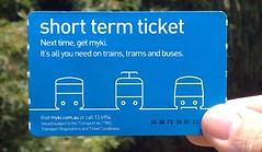 Short term ticket