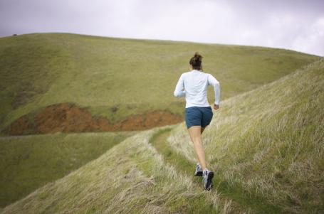 HUBNUTÍ: Z baculky běžkyní tělem i duší