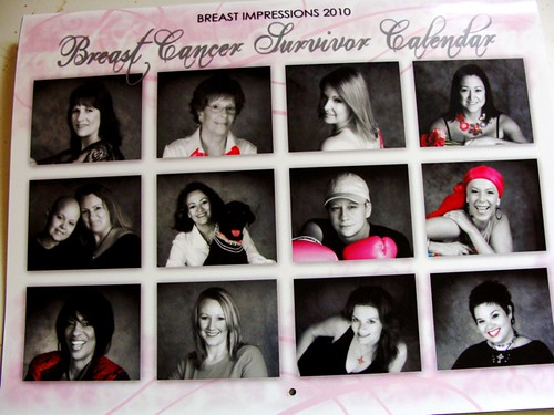 Breast Impressions Calendar