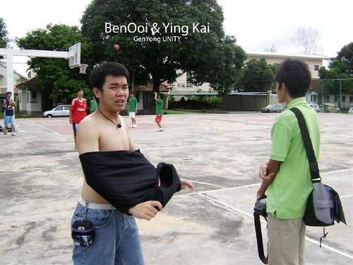 BenOoi & Ying Kai
