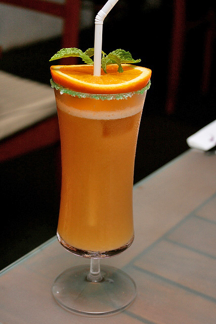 "The ""A Club Cocktail"" available only at this Accor F&B outlet"