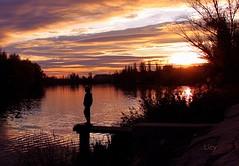 OCASO EN OTOÑO (Licy (Iris de Paz)) Tags: río otoño ocaso zamora duero tff1 atomicaward
