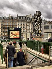 15390d- Paris Métro Saint Lazare (Rolye) Tags: paris france digital town yahoo google image samsung www images best com msn aol baidu thebest ops nv7 rolye
