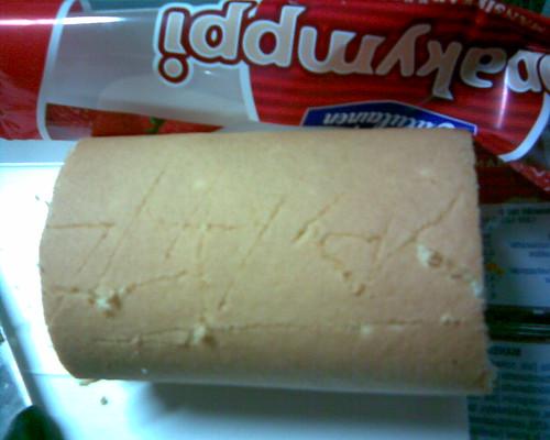 Slayer cake!