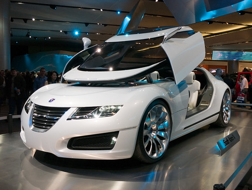2009 Saab Aero X. Saab Aero X Concept. This bold 2007 concept promised an exciting future for SAAB, but with today#39;s announcement from GM,