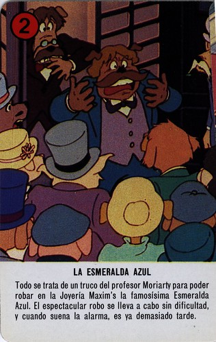 La esmeralda azul 2
