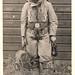 RAF Sergeant Kenneth Manley, Air Gunner 158 Squadron