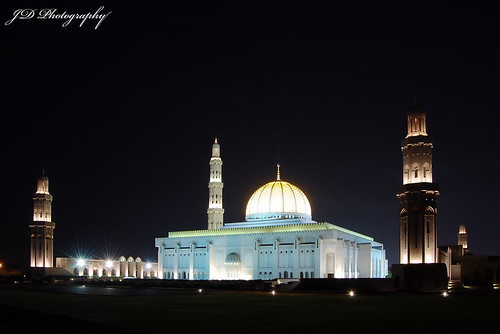 Grand Mosque - Sultanate of Oman