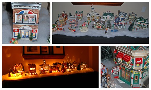 Department 56 Christmas Village - Sweet Shop and Cooking School