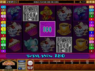 free Mad Hatters bonus feature