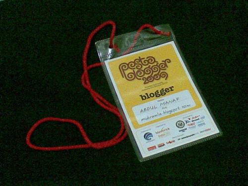 PB2009 ID card