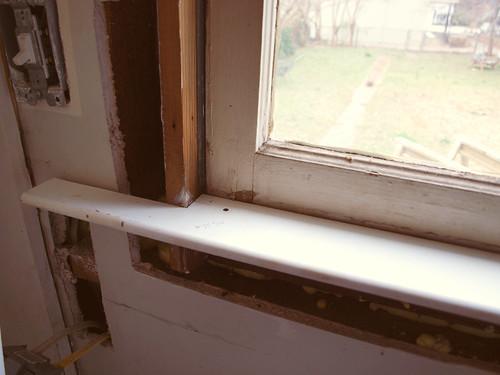 Window Sill!