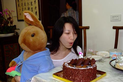寶貝乖生日禮物 彼得兔