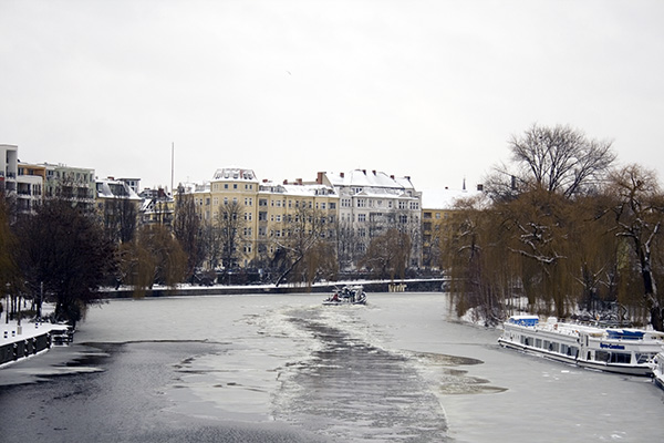 Ledokol in Berlin