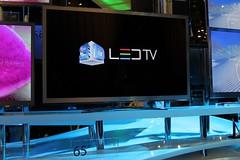"Samsung C8000 65"" LCD TV"